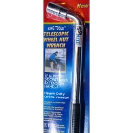 Ключ балонный телескопический (17-19мм) WS205