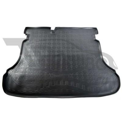 Коврик в багажник Lada Vesta с 2015 г.в. седан (полиуретан, черный) CARLD00002