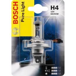 Лампа галогеновая Bosch 1987301001 Pure Light H4