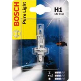 Лампа галогеновая Bosch 1987301005 Pure Light H1