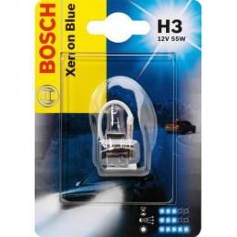 Лампа галогеновая Bosch 1987301007 Xenon Blue H3