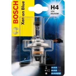 Лампа галогеновая Bosch 1987301010 Xenon Blue H4