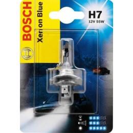 Лампа галогеновая Bosch 1987301013 Xenon Blue H7