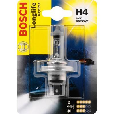Галогенная лампа Bosch 1987301054 H4 Longlife Daytime