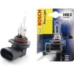 Лампа галогенная Bosch 1987301062 Pure Light HB3