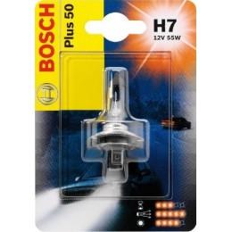 Лампа галогенная Bosch 1987301066 Plus 50 Plus Life H7