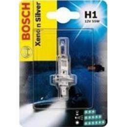 Лампа накаливания Bosch 1987301067 Xenon Silver  H1