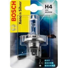 Лампа галогенная Bosch 1987301068 Xenon Silver H4