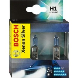 Комплект ламп накаливания Bosch 1987301080 Xenon Silver  H1 2шт