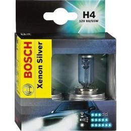 Комплект ламп галогенных Bosch 1987301081 Xenon Silver H4 2шт