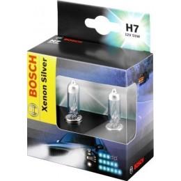 Комплект ламп галогенных Bosch 1987301087 Xenon Silver H7 2шт