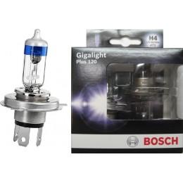 Комплект ламп галогенных Bosch 1987301106 Gigalight Plus 120 H4 2шт.