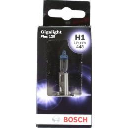 Лампа галогенная Bosch 1987301150 Gigalight Plus 120 H1