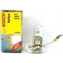 Лампа галагенная Bosch 1987302036 Rally H3 100W