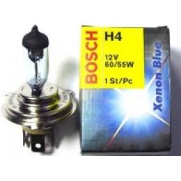Лампа галогеновая Bosch 1987302045 Xenon Blue H4