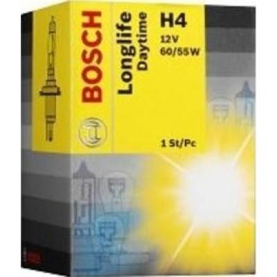 Галогенная лампа Bosch 1987302048 H4 Longlife Daytime