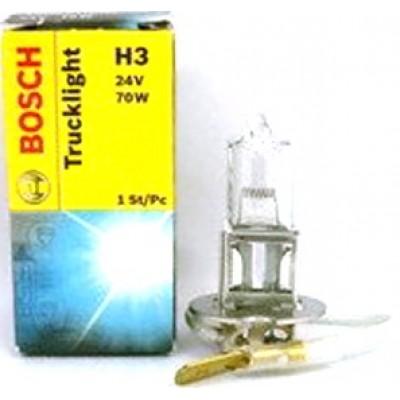 Галогенная лампа Bosch 1987302431 H3 24V 70W