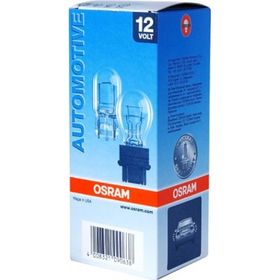 Osram 3157-10 P27/7W  комплект автоламп 10 шт.
