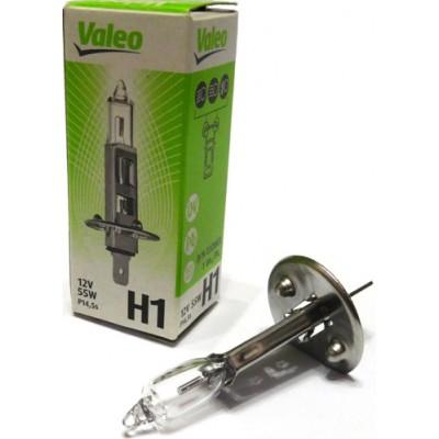 Valeo 32003 лампа галогенная H1