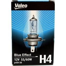 Valeo 32513 лампа галогенная H4 Blue Effect