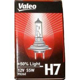Valeo 32519 лампа галогенная H7 +50% Light
