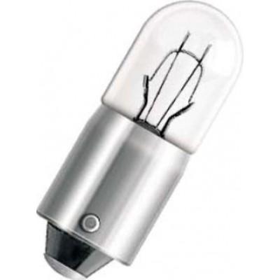 Автомобильная лампа Osram 3930 4W 24V BA9s.
