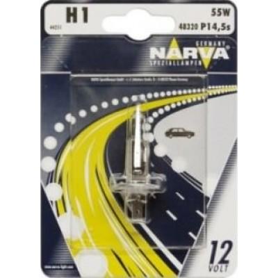 Галогенная автолампа NARVA 48320-B H1 12V-55W (P14,5s)