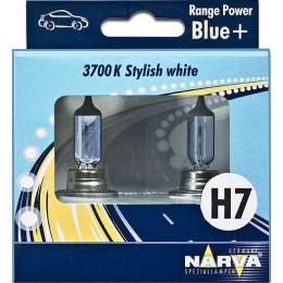 Комплект ламп автомобильных Narva 48638RPB Н7 12V 55W PX26d 2шт