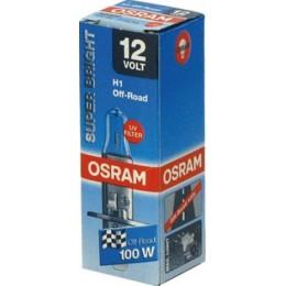 Osram 62200 лампа галогенная H1 100W