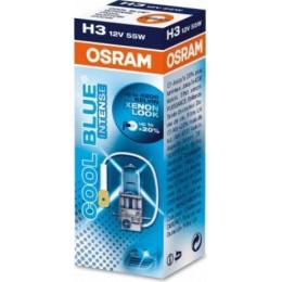Osram 64151CBI лампа галогенная H3 COOL BLUE INTENSE