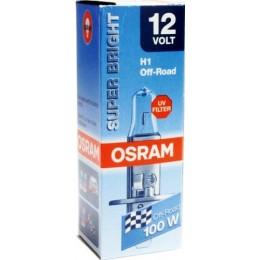 Osram 64152 лампа галогенная H1 Super Bright 100W