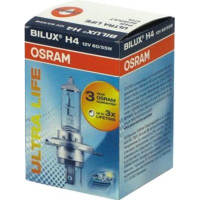 Osram 64193ULT галогенная лампа H4 12V ULTRA LIFE