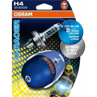 Osram 64193XR-02B комплект галогенных ламп H4 12V X-RACER 2шт