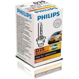Ксеноновая автолампа 85122VIC1 D2S PHILIPS Vision