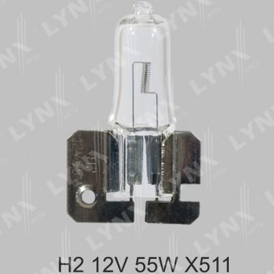 Lynx L15155 автолампа галогенная H1 12V 55W X511