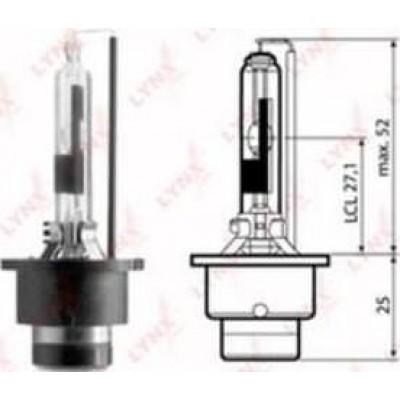 Lynx L19235 ксеноновая лампа D2R35W P32d-3 6000K