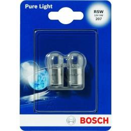 Комплект автоламп Bosch 1987301022 R5W 2шт.