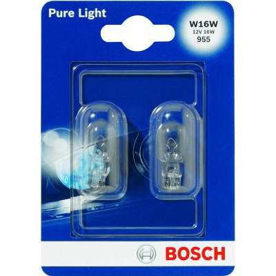 Комплект автоламп Bosch 1987301049 12V 2шт