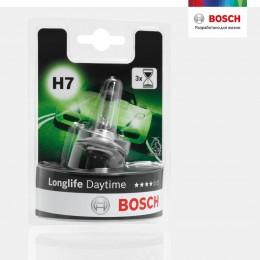 Лампа галагеновая Bosch 1987301057 Longlife Daytime H7