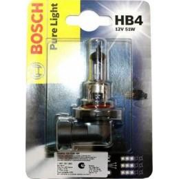 Лампа галогенная Bosch 1987301063 Pure Light HB4