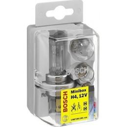 Комплект ламп Bosch 1987301101 Minibox