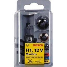 Комплект ламп Bosch 1987301102 Minibox