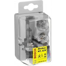 Комплект ламп Bosch 1987301103 Minibox