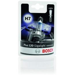 Лампа галогеновая Bosch 1987301110 Gigalight Plus 120 H7