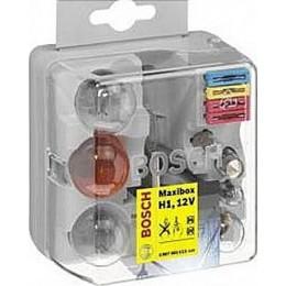 Комплект автомобильных ламп Bosch 1987301112 Maxibox