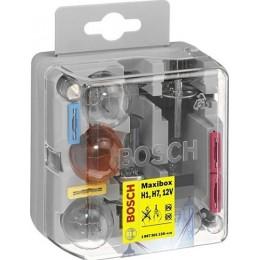 Комплект автомобильных ламп Bosch 1987301120 Maxibox