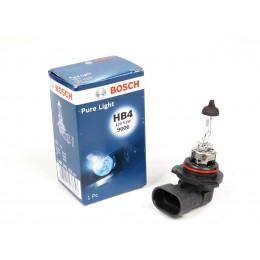 Лампа галогенная Bosch 1987302153 Pure Light HB4