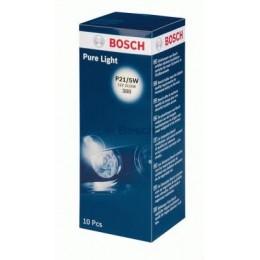 Комплект автоламп Bosch 1987302202 P21/5W PureLight 10шт.