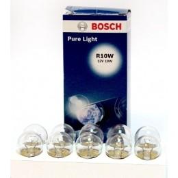 Комплект автоламп Bosch 1987302203 R10W PureLight 10шт.