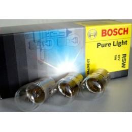 Комплект автоламп Bosch 1987302204 R5W PureLight 10шт.